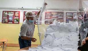 Ukraina. Ukradł urnę wyborczą. Powód jest zaskakujący