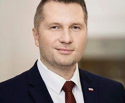 Przemysław Czarnek przerywa milczenie i odpowiada: Nie czuję się homofobem