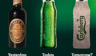 Carlsberg ogłosił: Zrobimy butelki z drewna