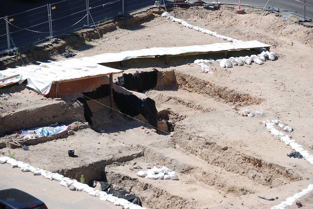 Wykopaliska archeologiczne na terenie Poznania
