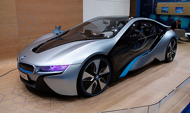 BMW i8 za 100 000 euro?