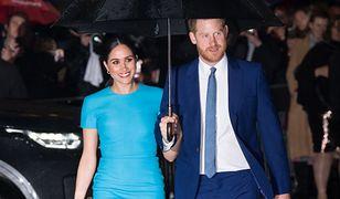 Meghan Markle i książę Harry wzajemnie się adorują
