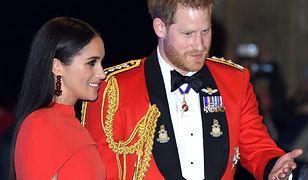 Meghan Markle i książę Harry spełniają ostatnie obowiązki