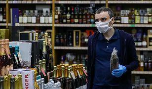 Obroty w sklepach monopolowych są rekordowe