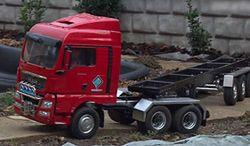 Modele ciężarówek, które mogą przewieźć człowieka