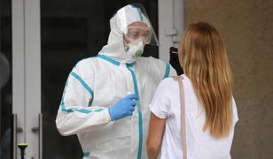 Koronawirus w Polsce. Porozumienie Zielonogórskie: masowe testy w POZ to nowe ogniska zakażeń