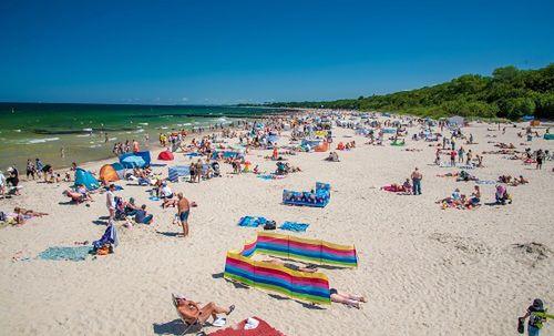 Dostęp do plaż w Polsce może zostać znacznie ograniczony. Wyciekły zalecenia Narodowego Instytutu Zdrowia Publicznego