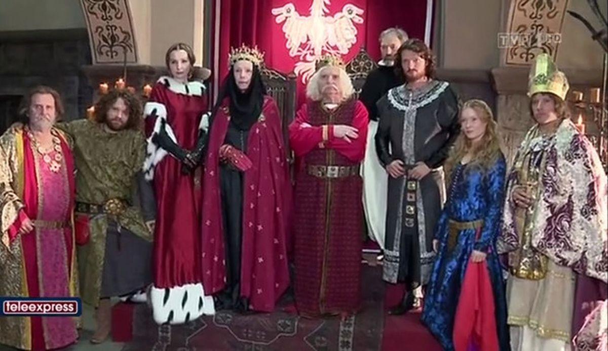 """""""Korona królów"""": pierwsza wielka produkcja TVP od 30 lat. O czym będzie?"""
