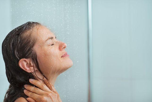 Zalety zimnych pryszniców