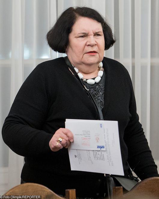 Prokuratura Okręgowa w Toruniu nie zajmie się sprawą spalenia kukły ojca Tadeusza Rydzyka, czego chciała posłanka PiS Anna Sobecka