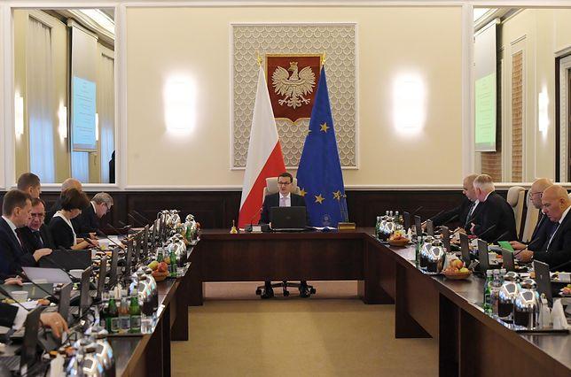Rada Ministrów wyraża zaniepokojenie sytuacją w wymiarze sprawiedliwości
