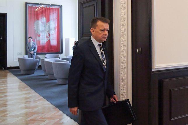 Mariusz Błaszczak o konwencji PO: seans nienawiści