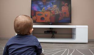 Do 2 roku życia dzieci nie powinny oglądać telewizji.