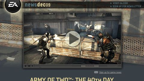 Demo Army of Two: The 40th Day 17 grudnia