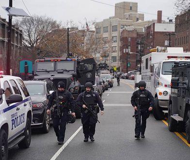 USA. Strzelanina w Jersey City