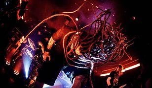 Zespół Decapitated podczas jednego z koncertów