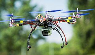 Nastolatek zbudował strzelającego drona. Sprawę badają organy ścigania