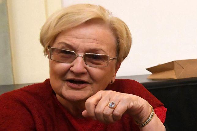 Prof. Ewa Łętowska o Kamilu Zaradkiewiczu w Sądzie Najwyższym