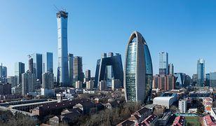 Chiny. Stolica w nowoczesnej odsłonie