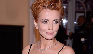 Katarzyna Zielińska zmieniła fryzurę. Po zadziornym zaczesie nie ma śladu