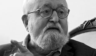 Krzysztof Penderecki zmarł w wieku 86 lat