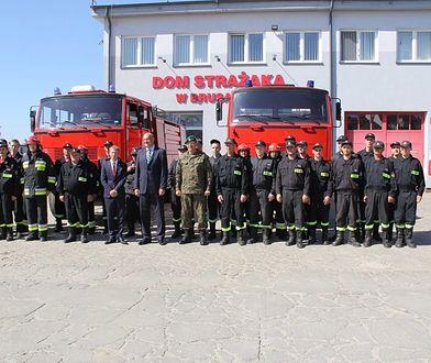 MON dało strażakom wozy do walki ze skutkami nawałnic. To złom, na remont potrzeba 20 tys. zł