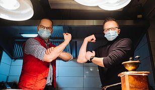 WOŚP. Posłowie Michał Szczerba i Dariusz Joński chcą posprzątać wasz dom