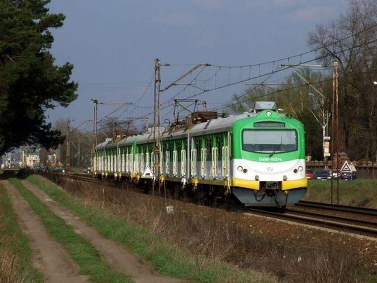 Rembertów z nowym przystankiem kolejowym