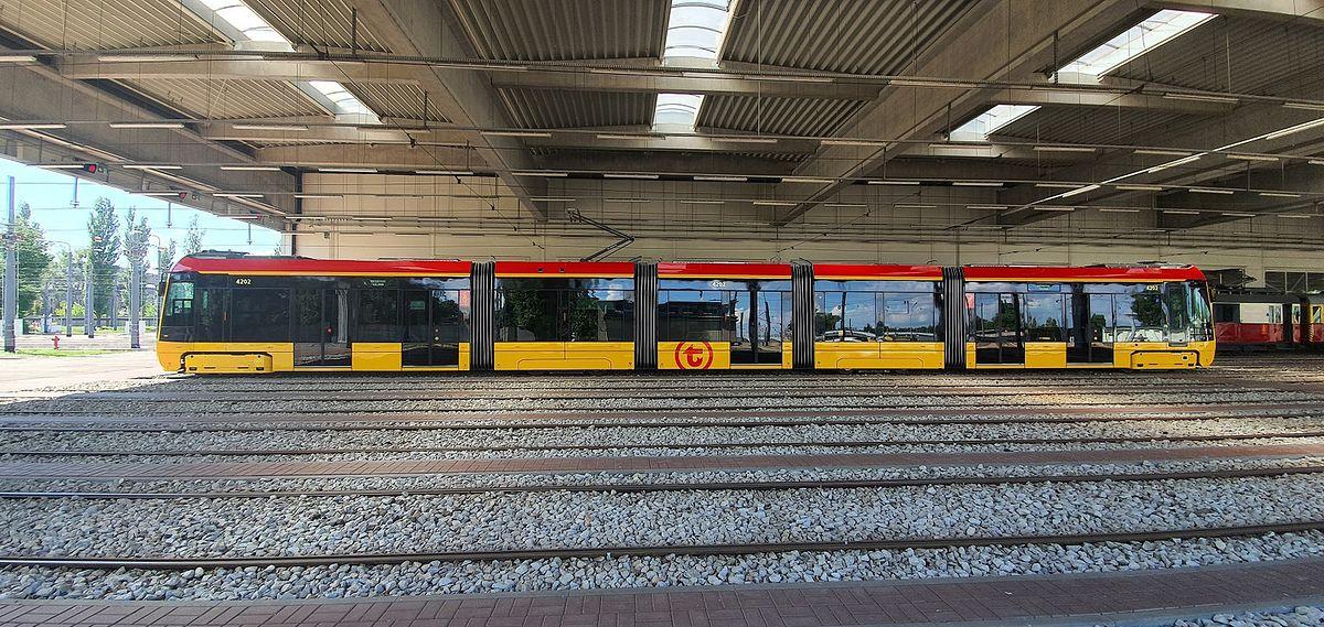 Warszawa. Ogłoszono konkurs na nazwę dla nowych tramwajów
