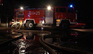 Stryszów k. Wadowic. Dwie osoby zginęły w pożarze. To nie był wypadek?