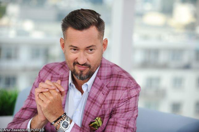 Marcin Prokop opowiedział o nauczycielce, która dodała mu pewności siebie