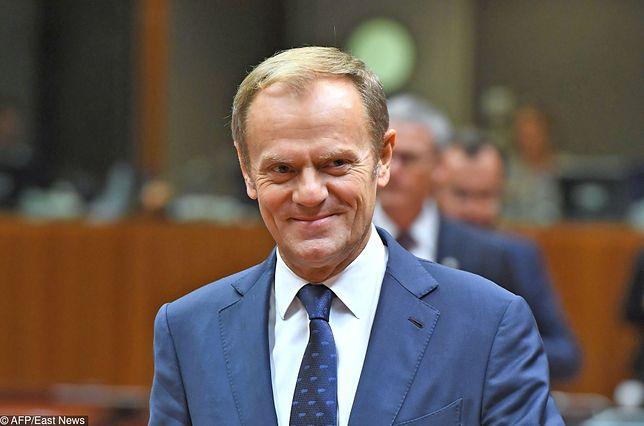 Z tzw. europejskiej  emerytury Tusk może zacząć korzystać kiedy skończy 65 lat.