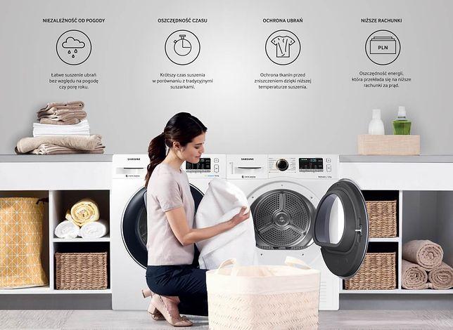 Koniec z rozwieszaniem mokrego prania. Skorzystaj z nowoczesnego rozwiązania