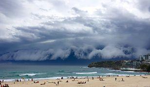 Australia - niesamowite zjawisko nad Bondi Beach