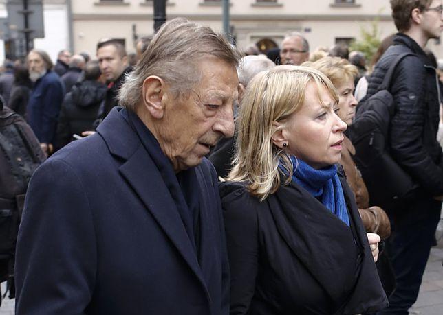 Stanisław Radwan i Dorota Segda od wielu lat są szczęśliwym małżeństwem