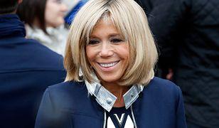 """""""Pierwsza babcia Francji"""" – internauci bezlitośni dla Brigitte Trogneux. A wszystko przez jej wiek"""