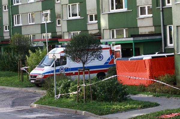 Ujęto 30-latka, który zabarykadował się w budynku w Częstochowie