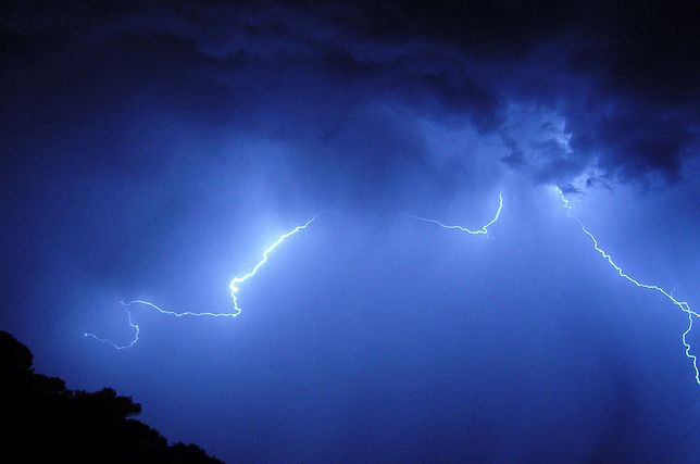 Deszcz i burze nad Polską. Najgorzej będzie na południowym wschodzie kraju