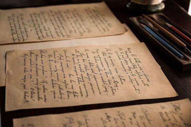 Pomyśleć, że sztuka starannego i estetycznego pisania kiedyś była uczona w polskich szkołach..