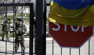Wojskowi obserwatorzy OBWE nie mogą wjechać na Krym