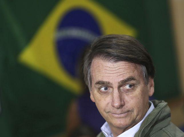 Prezydent Brazylii Jair Bolsonaro zdecydował się przenieść ambasadę tego kraju z Tel Awiwu do Jerozolimy
