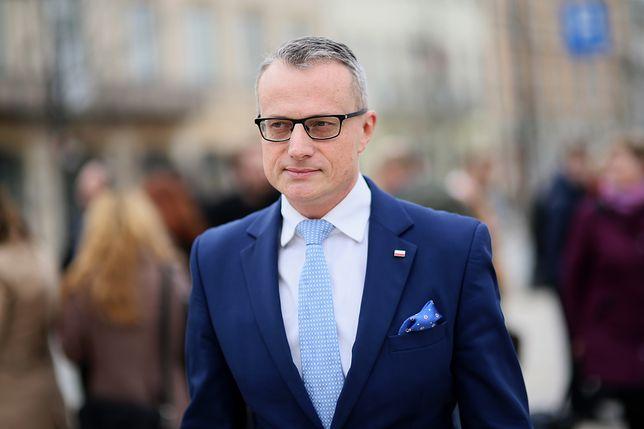 Marek Magierowski został zaatakowany przed polską ambasadą w Tel Awiwie