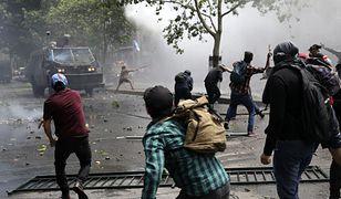 Chile. Zamieszki w Santiago, nie żyje polski obywatel