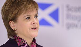 Pierwsza minister Szkocji Nicola Sturgeon domaga się referendum ws. niepodległości