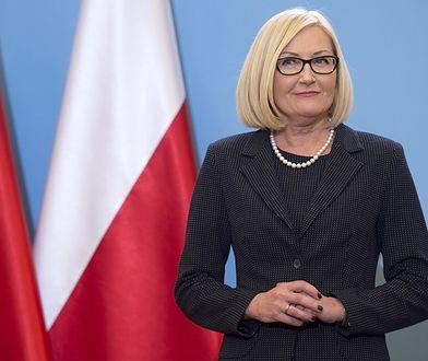 Czym żyje Polska? Nie nagrodą przyznaną sobie przez Beatę Szydło - uważa rzecznik rządu