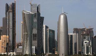 Katar ma problemy z walutą. Kurs riala ostro w dół