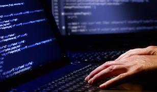 Hakerski atak na strony internetowe firm ministra-miliardera