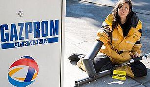 Rosja dementuje, by zamierzała zablokować tranzyt gazu do UE