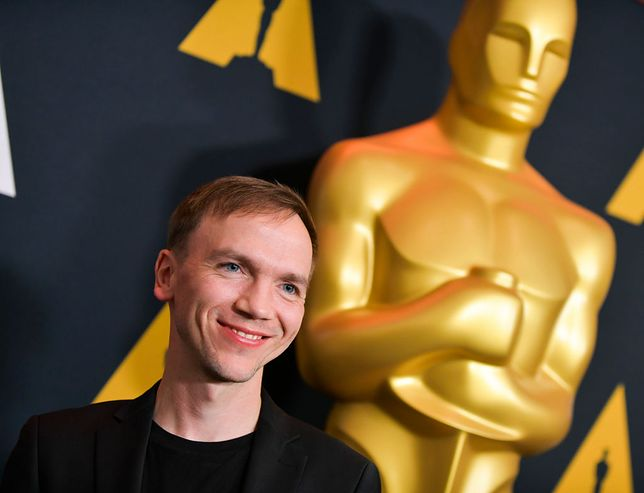 Oscary 2020. Historyczne zdjęcie: Jan Komasa z konkurentami do Oscara
