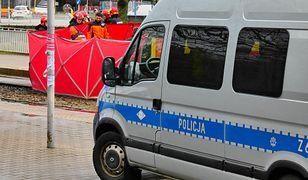 Warszawa. Tragedia w centrum. Tramwaj przejechał kobietę
